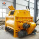 Construction Machinery CE Certified Concrete Mixer JS750 (0.75m3) in Kyrgyzstan