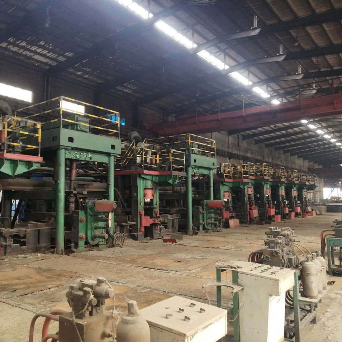 Forming Machinery Strip Profile Steel Chinese Russian Training Power Building Food Technical Work