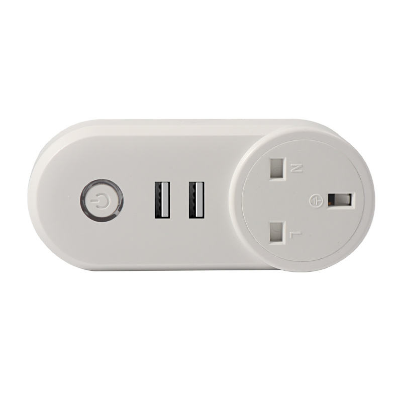 Shenzhen Smart Meerdere Plug met USB, UK Wifi Smart <span class=keywords><strong>Socket</strong></span> Uit China Fabrikant