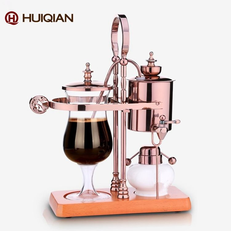 Professional percolate coffee maker belgium syphon coffee maker commercial
