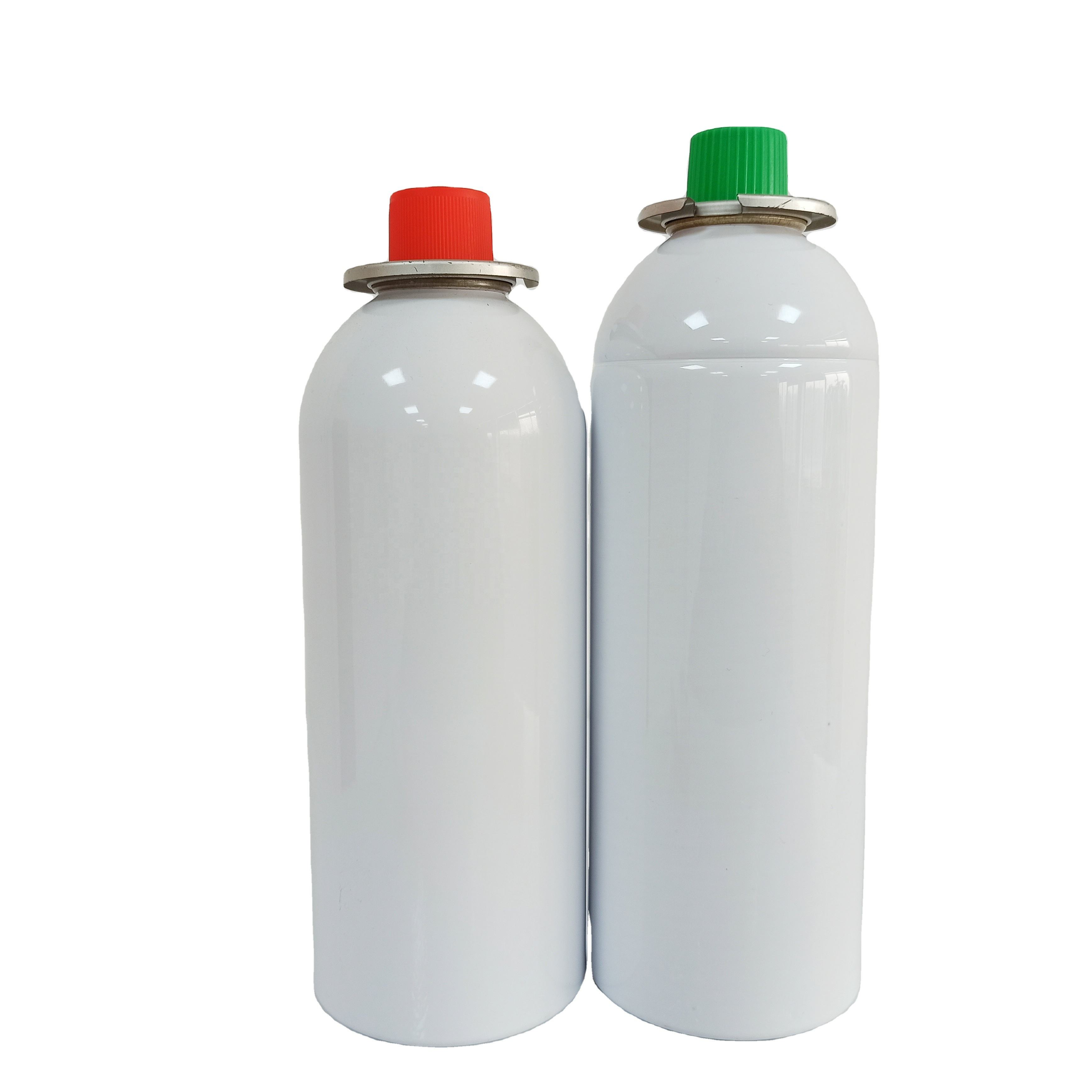 refillable portable aerosol gas can aluminium aerosol can manufacturer
