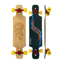 Russian Maple Long Board Complete Skateboard on Sale