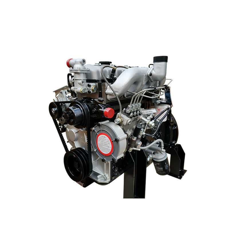Professional Production High Quality 4 Cylinder Engine Demarcated Rpm 1500r/min Diesel Engine