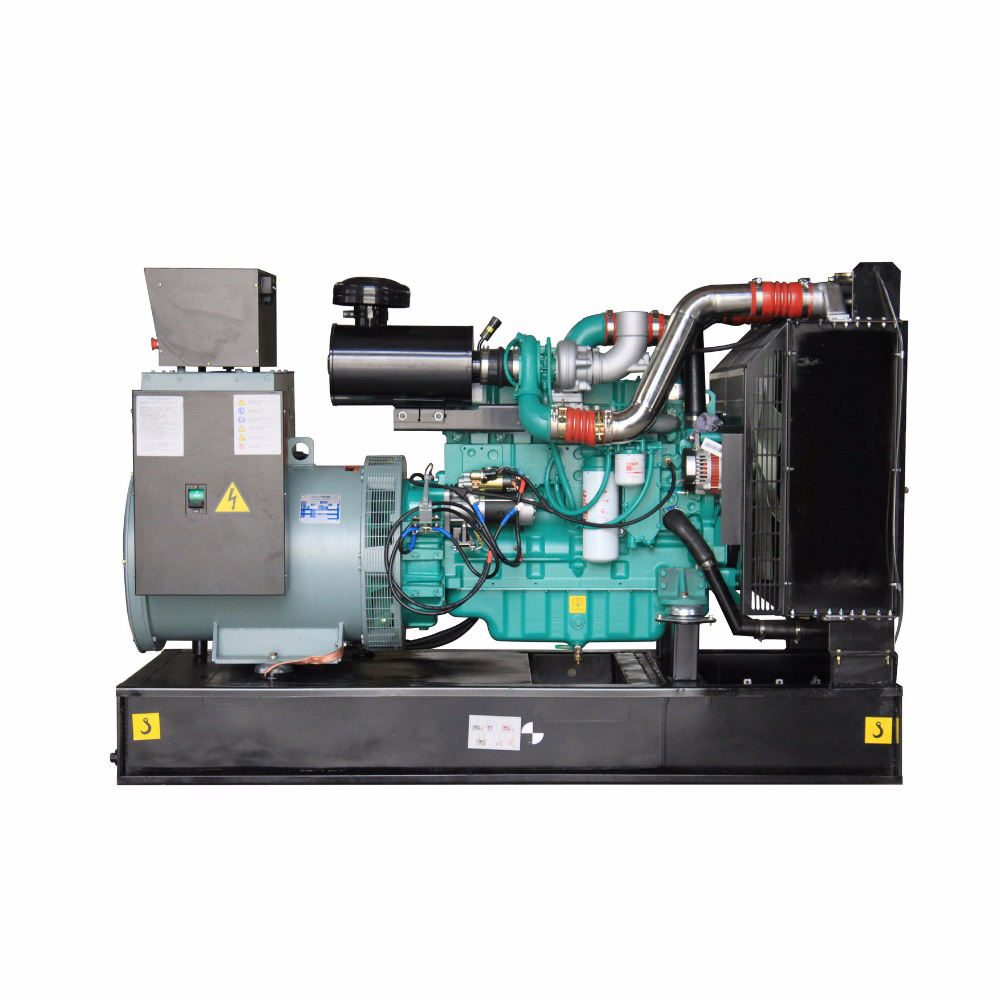 Field Operations Use multi cylinders 125 kva diesel generator set with 6CTAA8.3-G2 180 Kw Generator