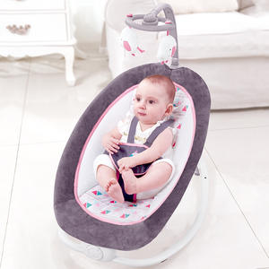 2020 New-function Children Music Cradle Swing Baby Shake Bed Baby Electric Cradle Bed/