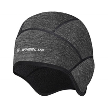 WHEEL UP Winter Fashion Earbuff Running Beanie Hats Cycling Cap Fleece Thermal Helmet Liner Skull Caps With Ear Covers