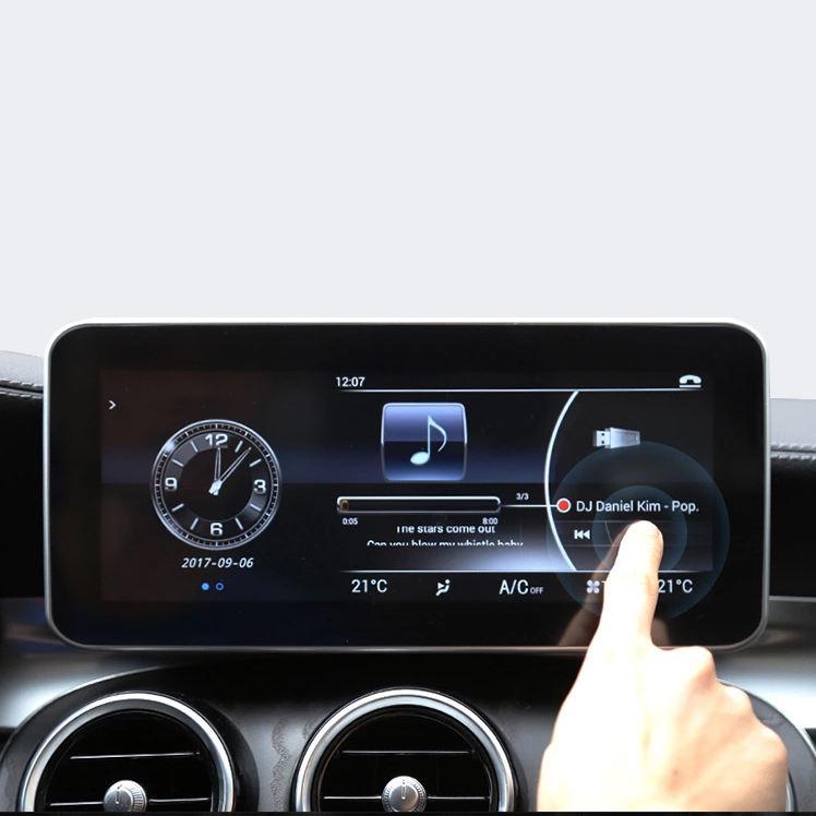 автомобильный навигатор для w212 Mercedes Benz 10,25 дюймов восемь основных сенсорный экран с 4 г Wi Fi Android 8,0 мультимедиа
