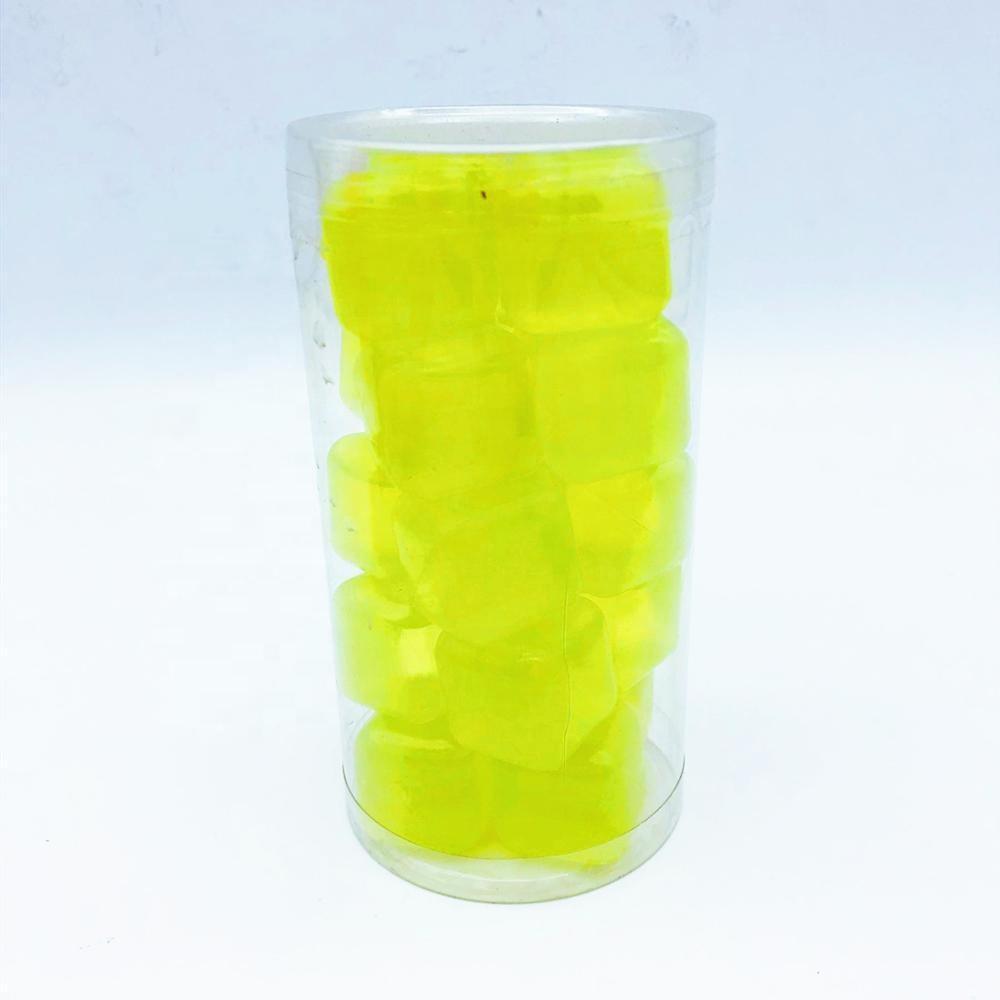 ПВХ, ПЭТ ведро упаковка пластиковые охлаждения многоразовые кубики льда для виски вино