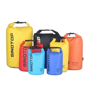 Best Price 2L 5L 10L 15L 20L Boating Floating Hiking Kayak Wet Custom Logo Outdoor Polyester PVC Ocean Pack Waterproof Dry Bag