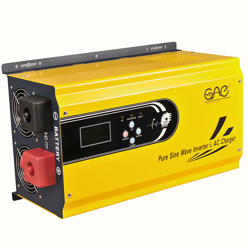 1000w 2000w 3000w 5000w 6000w solar pure sine wave inverter Off grid solar inverter with charger