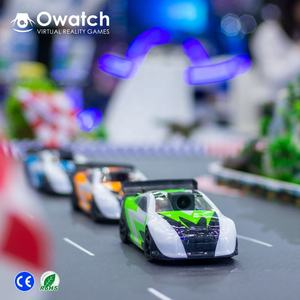 New arrival 2 / 3 / 4 players augmented reality car racing AR race car game machine