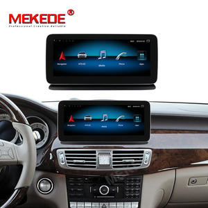 MEKEDE 4G SIM android 9.0 8core con 4 + 64GB di auto radio lettore dvd per Benz CLS classe W218 2011-2012 NTG4.0 GPS BT Video STEREO