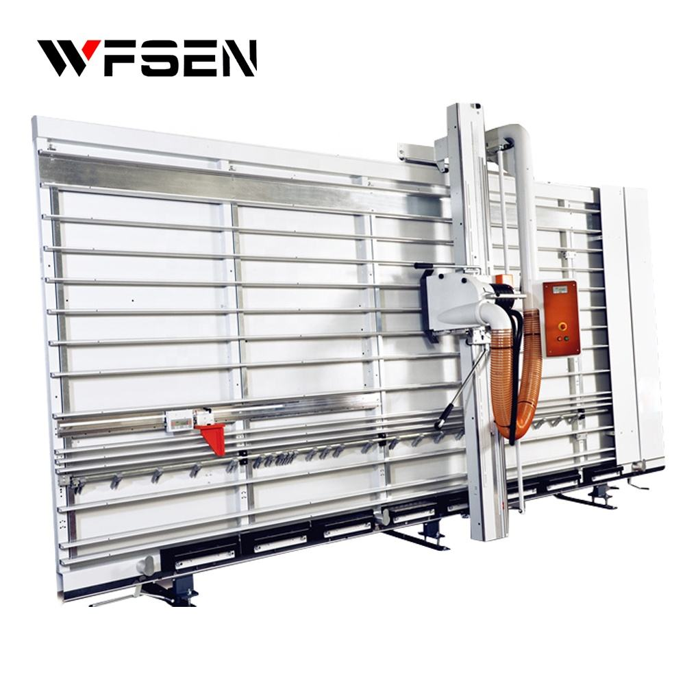 CNC wood cutting grooving wall sliding table panel saw vertical panel saw machine for sale