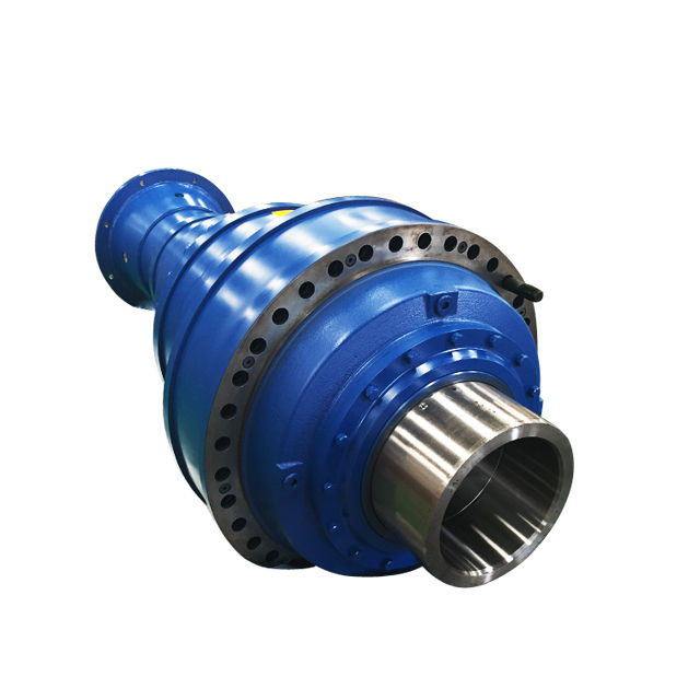Aokman gear box manufacturer industrial planetary helical gearbox transmission Supplier