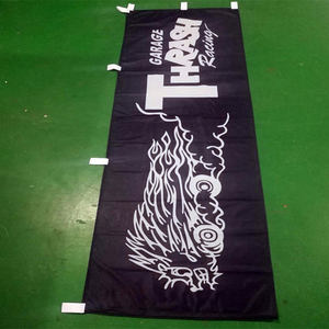 Custom Nobori Flags Customized Printed Polyester Nobori Flag