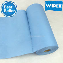 Best-selling Heavy Duty Non-woven Cloth Wipes Rags  industrial Cleaning Shop Towels Rags