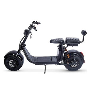 2020 Promotion Price Elektro Motorcycle Scooter 1000w 1500w Electric Chopper Bike With Eec