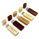 Top Quality Wooden Rectangle 8Gb 16Gb 32Gb 64Gb Usb 3.0 Flash Memory Stick Wooden Usb Flash Drive Pen Drive
