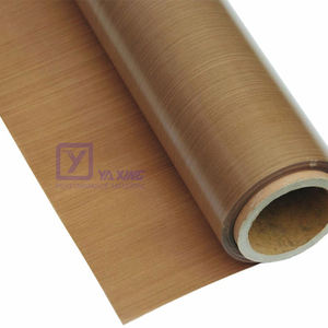 Low Friction Waterproof Polyester Oxford Ptfe Coated Glass Fabric