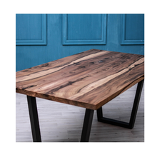 Varnish / oil / uncoated Solid Wood Table Top