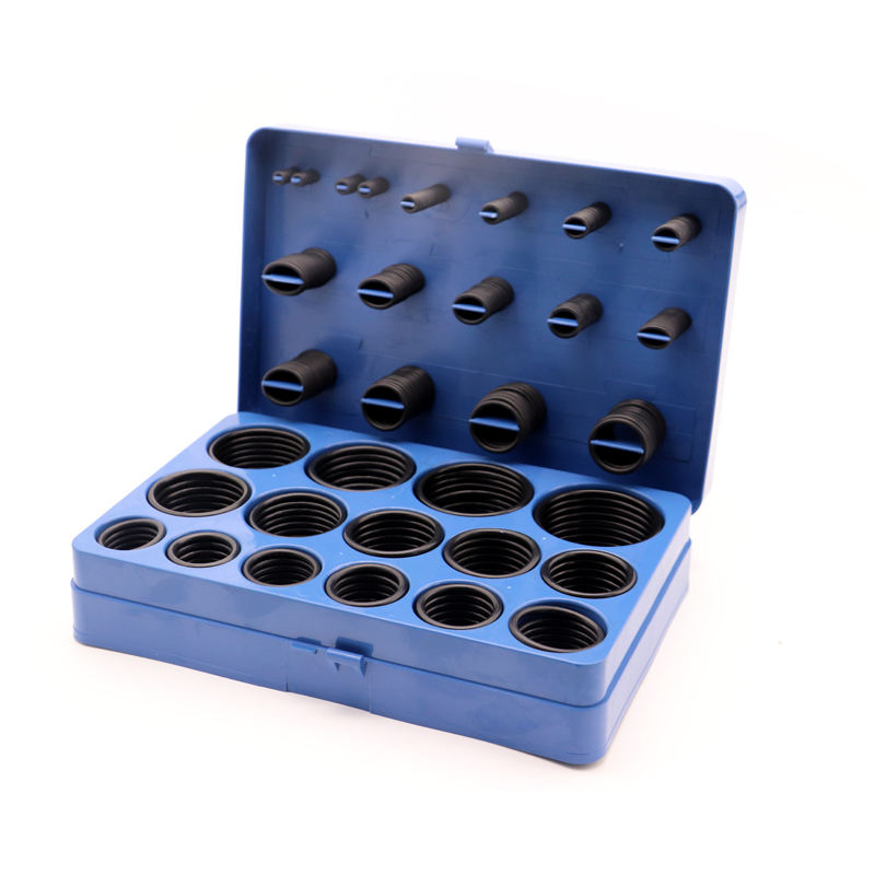 High Quality Rubber O-Ring Kit Set Repair Box with 5A/5B/5D/8B/8C