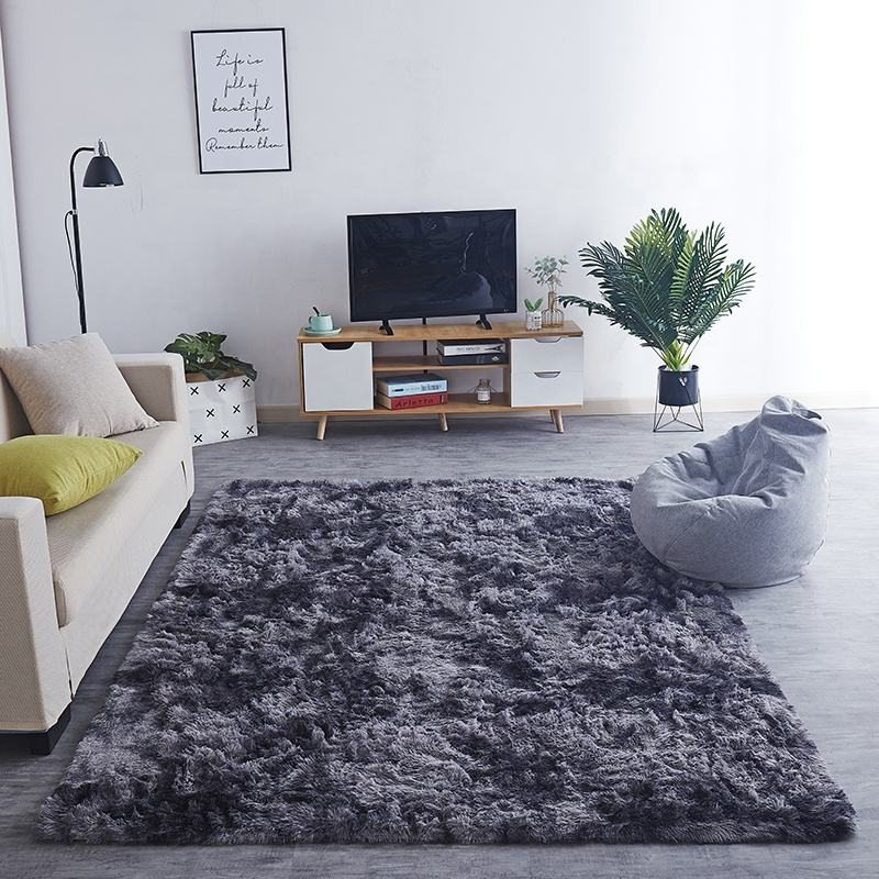 Bon fournisseur gris <span class=keywords><strong>polyester</strong></span> moderne rectangle 3D <span class=keywords><strong>shaggy</strong></span> <span class=keywords><strong>tapis</strong></span> <span class=keywords><strong>tapis</strong></span>