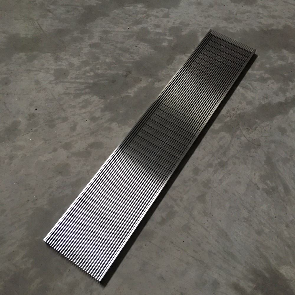 Outdoor Stainless Steel Drain Grating