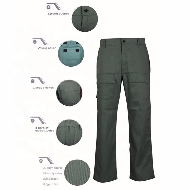 Flame-Retardant Customized Hot Sale Workwear Painters Pants