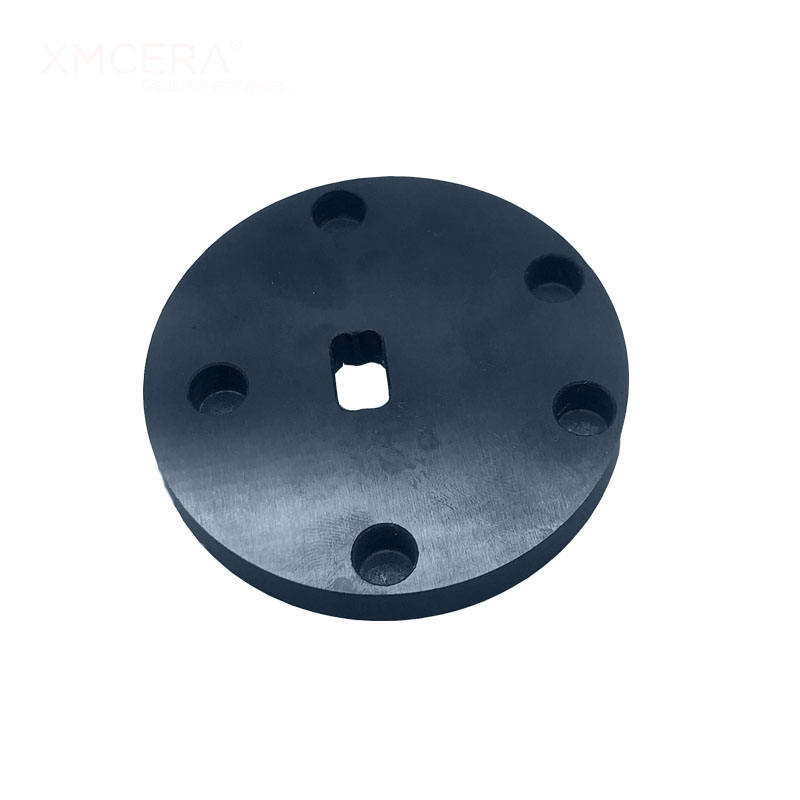 XMCERA High-melting-point Silicon Nitride/Si3N4 Ceramic Disc/Plate