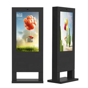 LCD werbung touchscreen digital signage video totem displays Monitor media Player Kiosk tankstelle werbung