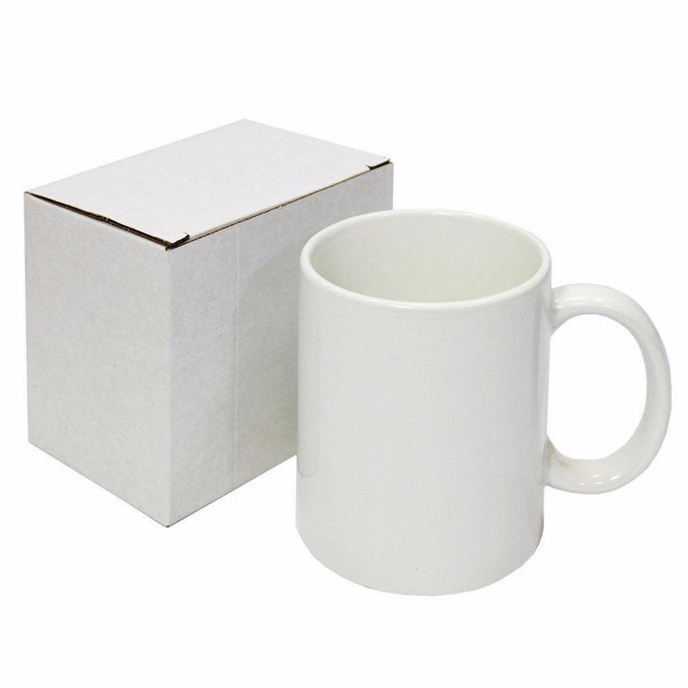 Top Quality 11oz White Sublimation Mugs with Coating Paper Mug Sublimation Wholesale