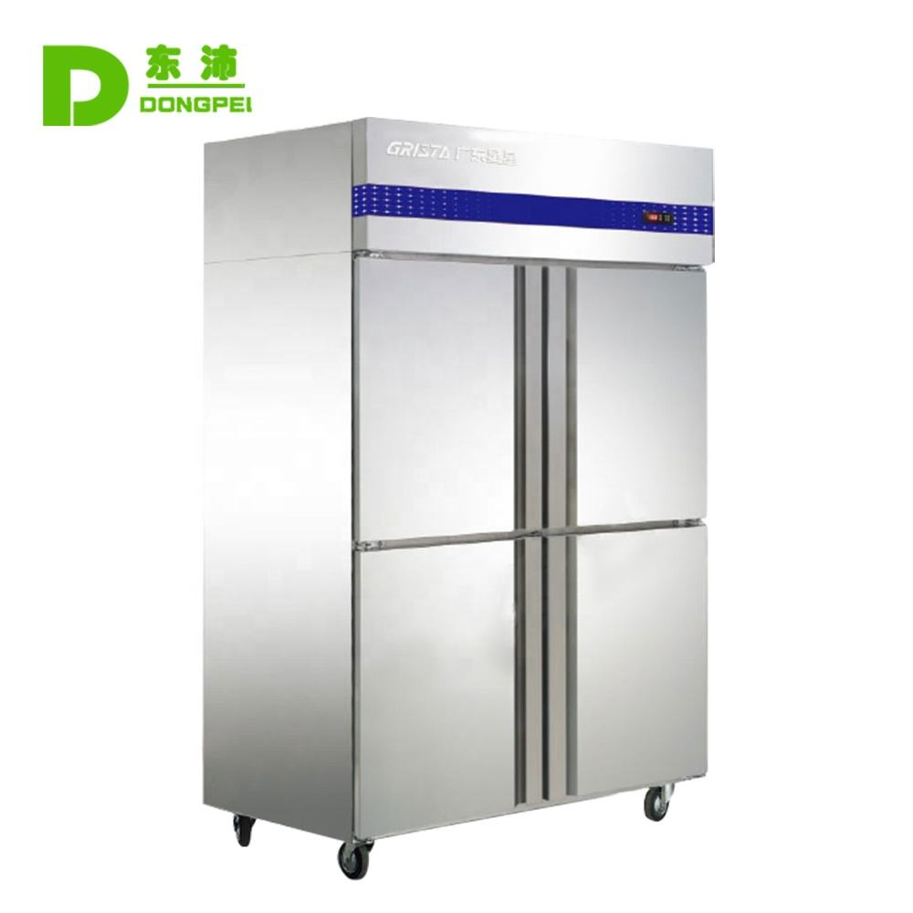 commercial kitchen refrigerator 4 doors upright freezers used side by side refrigerator