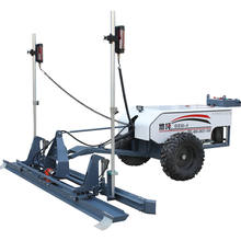 best selling 3 meters width concrete laser leveling machine machine