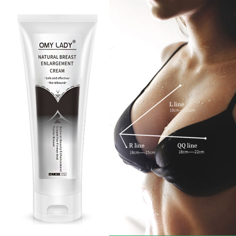 OMY LADY Best Up Size Bust Care Breast Enhancement Cream Promote Female Hormones Breast Lift Firming Massage cream