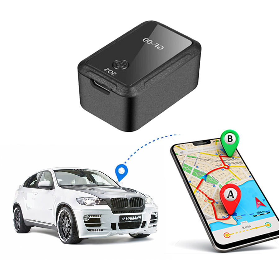 Factory Price Mini GF09 Tracker GPS/GSM/SPRS Tracking Device Small Size GPS Tracking Car Device for Cars Pets Kids