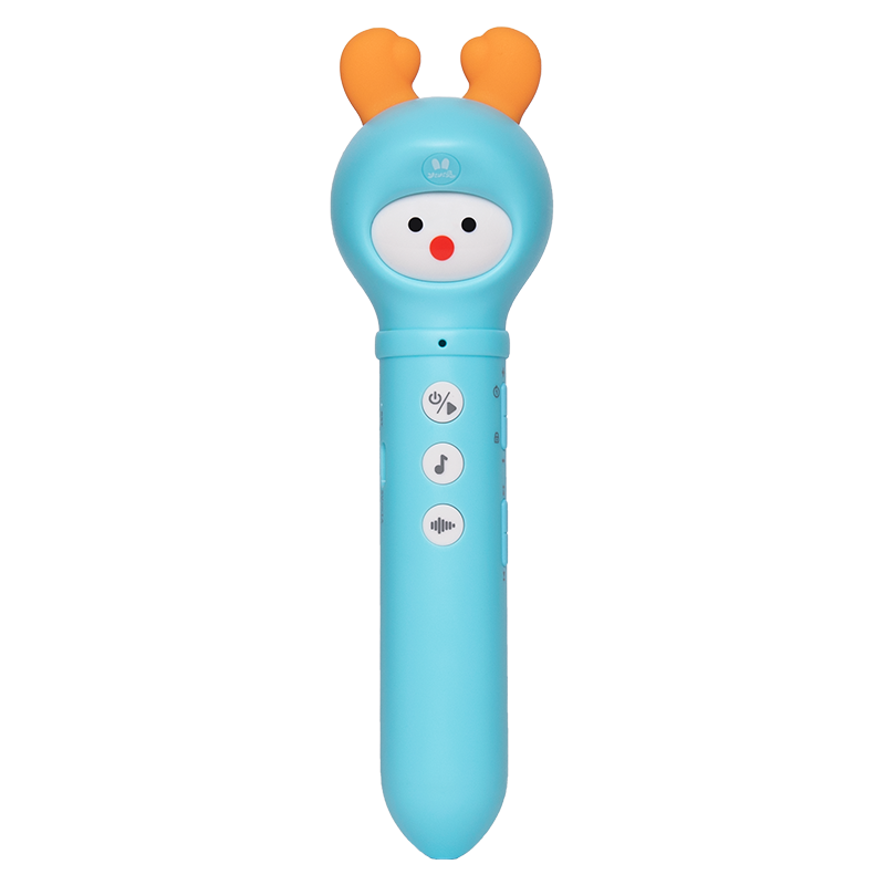 Intelligent Early Educational Language Learning Machine English Point Reading Robot 0 3 6 Years Toddler Alilo Kids Reading Pen