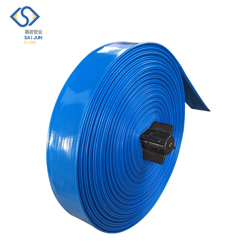 Premium Drip Irrigation and Water Discharge Hose,Layflat PVC Water Discharge Hose