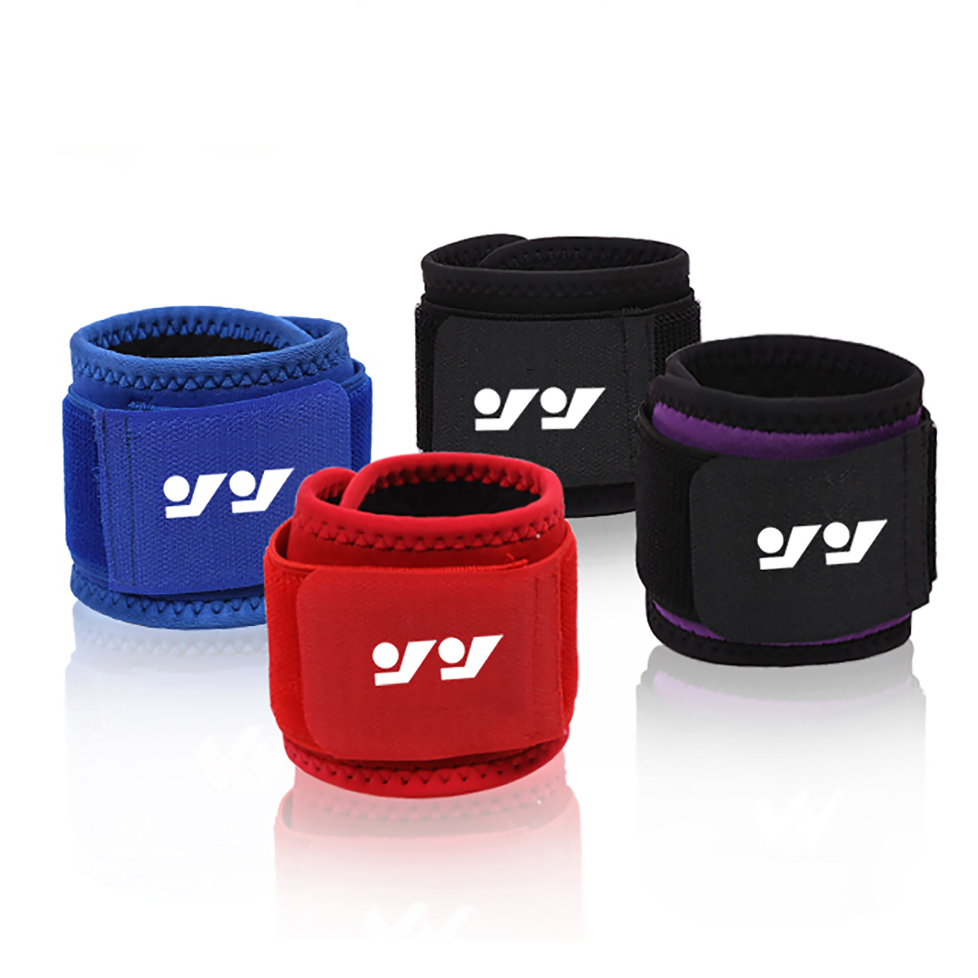 Professional weight lifting wrist support wraps neoprene wrist strap for gym
