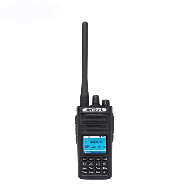Free Shipping 2 Way Digital Radio FM Walkie Talkie DMR Radio 1000Channels D3000 UHF VHF Two Way Walkie Talkie