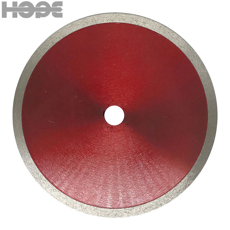 Wet Cutting [ Blade ] The Cutting Blade Excellent 105 Wet Cutting Circular Diamond Saw Blade For Ceramic Tile