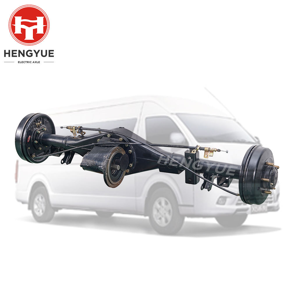 Hengyue customized full floating lcv rear axle electric car