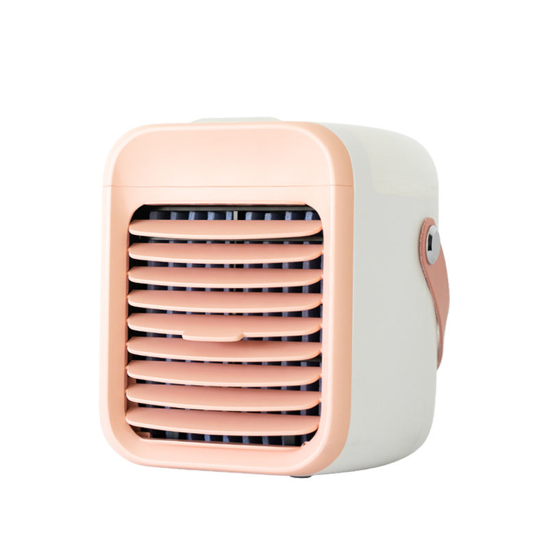 2020 Trending Mini Portable Rechargeable Fan Personal Water Air Conditioner