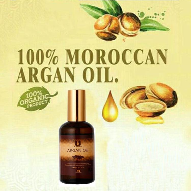 Private Label manufacturers Top Selling Certified Moroccan Hair Serum Care Treatment Buy 100% Pure Organic Morocco Argan Oil