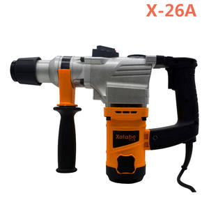 Electric Demolition Hammer / Rotary Breaker Hammer drill