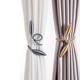 European Style Decorative Made Curtain Rope Bedroom Living Room Creative Curtain Buckle Simple Modern Curtains Rope Strap