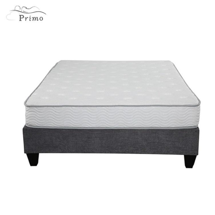 cheap price coconut memory foam coir mattress
