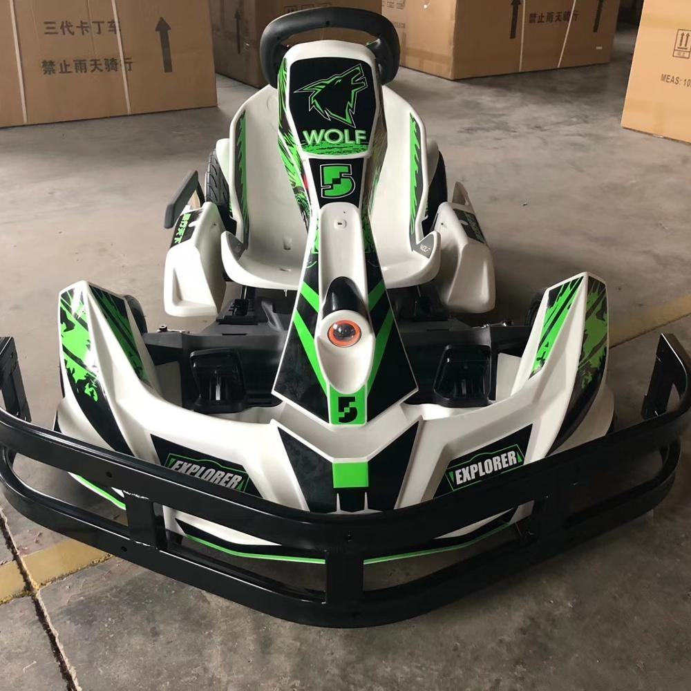 8inch 10in 54V Lithium Battery Electric Go Karting Racing Cars Cheap Price