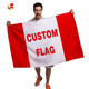 wholesale promotional advertising flag banner custom normal country flags 3x5 Logo Printing flag custom