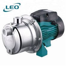 LEO AJm-S Series Self-priming Stainless Steel Jet Water Pump 0.3kw 0.45kw 0.6kw 0.75kw 0.9kw