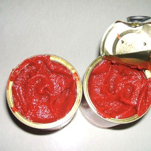 Canned Tomato Paste Factory Best Selling